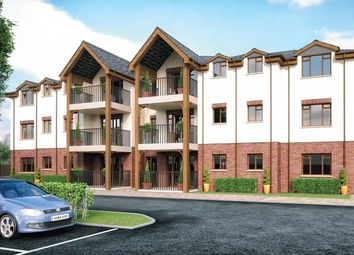 Thumbnail 2 bed flat for sale in Club Lane, Woburn Sands