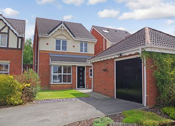 Thumbnail 3 bed detached house for sale in Fox Farm Court, Rotherham, South Yorkshire