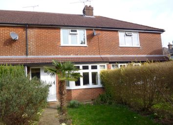 Thumbnail 2 bed terraced house to rent in Bosville Avenue, Sevenoaks