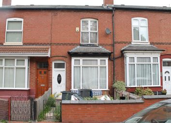 Thumbnail 3 bed terraced house for sale in Putney Road, Birmingham