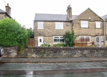 Thumbnail 3 bed end terrace house for sale in Beechwood Road, Holmfield, Halifax