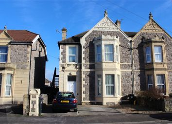 Thumbnail 2 bed flat for sale in Ashcombe Road, Weston-Super-Mare, North Somerset