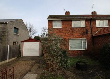 Thumbnail 3 bed semi-detached house to rent in Ellison Street, Thorne, Doncaster