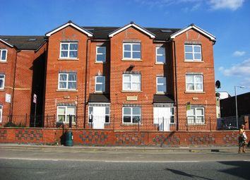 Thumbnail 1 bedroom flat to rent in Walmersley Road, Bury