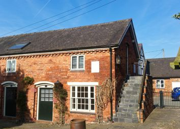 Thumbnail 1 bedroom flat to rent in Hanmer Village Mews, Whitchurch, Shropshire