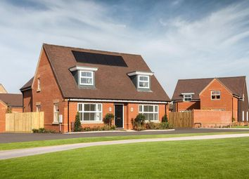 Thumbnail 4 bed bungalow for sale in Oakhill Gardens, Gravel Hill, Swanmore