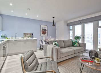 Thumbnail 1 bed flat for sale in West Herts College, Home Park Mill Link Road, Kings Langley
