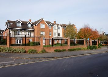Thumbnail 2 bed flat for sale in Chancel Court, Solihull