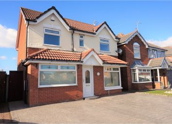 Thumbnail 4 bed detached house for sale in Ashwater Road, Liverpool