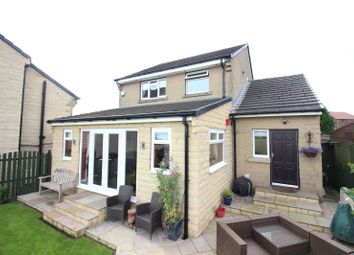 Thumbnail 4 bed detached house for sale in Cromwell Road, Southowram, West Yorkshire