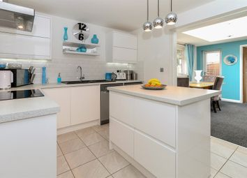 Thumbnail 4 bed detached bungalow for sale in Chancery Lane, Thrapston, Kettering