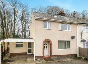Thumbnail 3 bed semi-detached house for sale in Cae Derwen, Llanfairtalhaiarn, Abergele
