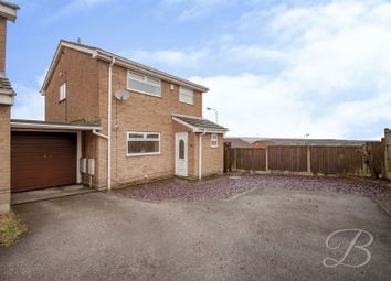 Thumbnail 4 bed detached house for sale in Crosby Close, Forest Town, Mansfield