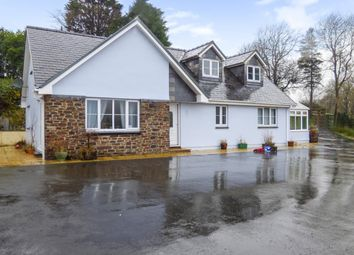 Thumbnail 5 bed detached bungalow for sale in Llywernog, Ponterwyd, Aberystwyth