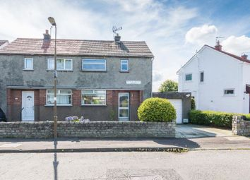 Thumbnail 2 bed semi-detached house for sale in 19 Wester Broom Avenue, South Gyle, Edinburgh