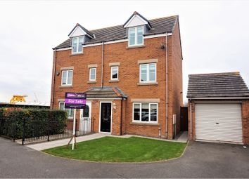 Thumbnail 3 bed semi-detached house for sale in Derwent Way, Wallsend