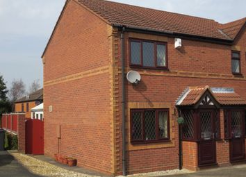 Thumbnail 2 bed semi-detached house to rent in Imperial Rise, Coleshill