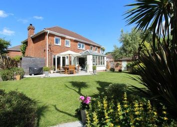 Thumbnail 4 bed detached house for sale in Old Priory Close, Hamble, Southampton