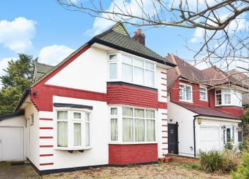 3 bed detached house for sale in Gainsborough Road, New Malden KT3