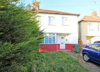 Thumbnail 3 bed semi-detached house for sale in Riverdale Road, Erith