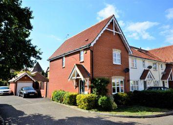 3 bed end terrace house for sale in Hazel Close, Laindon, Basildon SS15