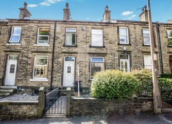 Thumbnail 3 bed terraced house for sale in Regent Road, Huddersfield