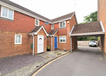 Thumbnail 2 bed terraced house to rent in Jasmine Road, Hedge End, Southampton