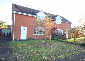 Thumbnail 3 bed semi-detached house for sale in Sandfield Court, Wrenbury, Nantwich