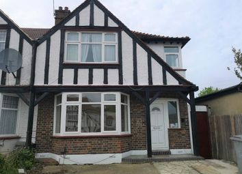 Thumbnail 4 bed semi-detached house to rent in Oakleigh Court, Edgware