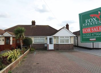 Thumbnail 2 bed semi-detached bungalow for sale in Westbourne Road, Bexleyheath