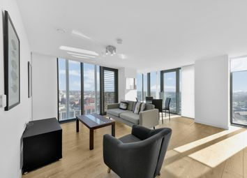 Thumbnail 2 bed flat for sale in Stratosphere Tower, Great Eastern Road, Stratford