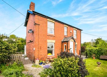Thumbnail 3 bed detached house for sale in Chapel Lane, Trefonen, Oswestry