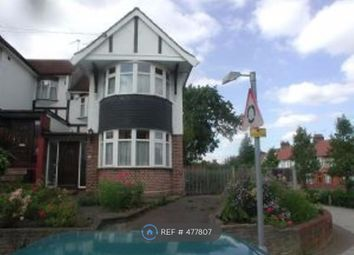 Thumbnail 4 bed flat to rent in Chequers Way, London