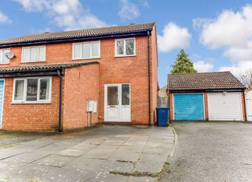 Thumbnail 3 bed semi-detached house to rent in Cunningham Way, Eaton Socon, St. Neots