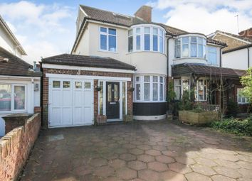 Thumbnail 4 bed semi-detached house for sale in Hillyfields, Loughton