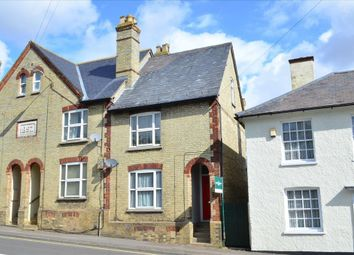 Thumbnail 3 bed end terrace house for sale in Baldock Street, Royston