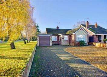 Thumbnail 2 bed bungalow for sale in Desborough Road, Hartford, Huntingdon, Cambridgeshire