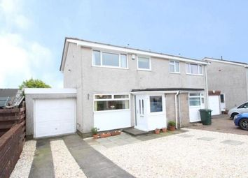 Thumbnail 3 bed semi-detached house for sale in Kinloch Avenue, Stewarton, East Ayrshire