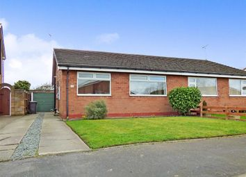 Thumbnail 2 bed semi-detached bungalow for sale in Avon Drive, Crewe