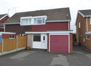 Thumbnail 3 bed property for sale in Hampton Drive, Newport