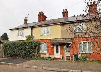 Thumbnail 2 bedroom terraced house for sale in Foster Road, Parkeston, Harwich