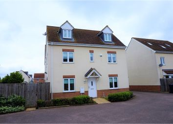 Thumbnail 4 bed detached house for sale in Collingwood Drive, Longstanton, Cambridge