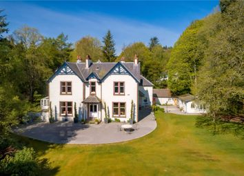Thumbnail 6 bed detached house for sale in Glenardle House, Bridge Of Cally, Blairgowrie, Perthshire