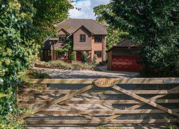 Thumbnail 4 bed detached house for sale in Hawthorn Lane, Sevenoaks