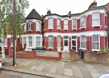 Thumbnail 4 bed terraced house for sale in Hewitt Road, Harringay, London