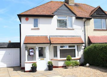 Thumbnail 3 bed semi-detached house for sale in The Circus, Eastbourne