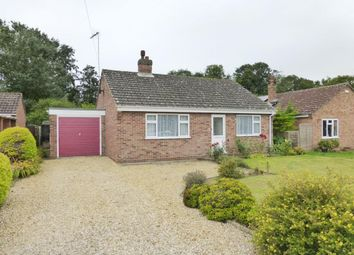 Thumbnail 2 bed bungalow for sale in New Bridge Road, Upwell, Wisbech