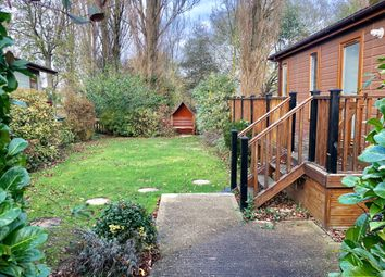Thumbnail 2 bedroom lodge for sale in Crow Lane, Northampton
