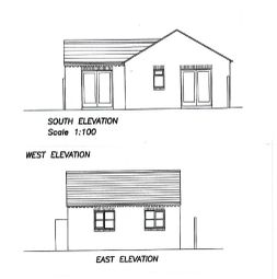 Thumbnail 1 bed detached bungalow for sale in Crabmill Lane, Easingwold, York