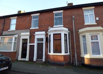 Thumbnail 3 bed terraced house for sale in Waterloo Terrace, Ashton, Preston, Lancashire